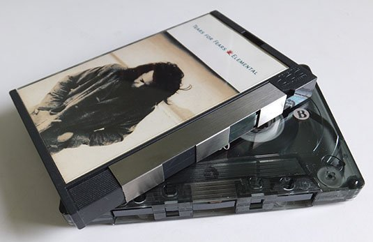Digital Compact Cassette (DCC) compared