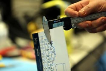 Ultra thin keyboard
