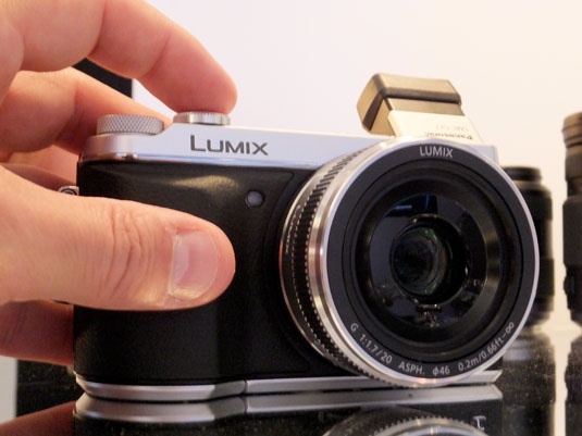 Panasonic DMC-GX7 MFT camera
