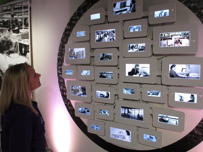 Women in Computing Gallery at The National Museum of