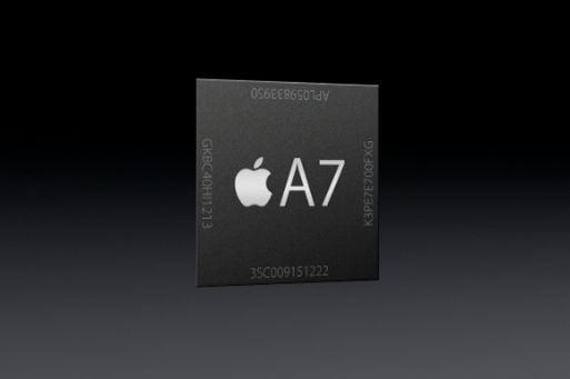 Apple 64-bit A7 processor