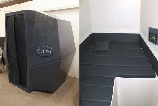 Haworth CalmSpace nap pod