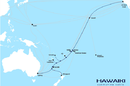 Hawaiki Cable Route