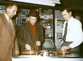 BCE video days: Jack Mullin, Bing Crosby and Wayne Johnson