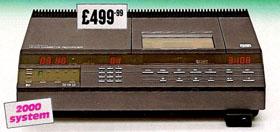 Pye 2023 Video 2000 video recorder