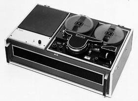 Sony CV-2000 reel-to-reel consumer video recorder