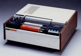 Sony VP-1100 U-matic video recorder