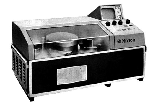 JVC Nivico KV-2 helical scan video recorder