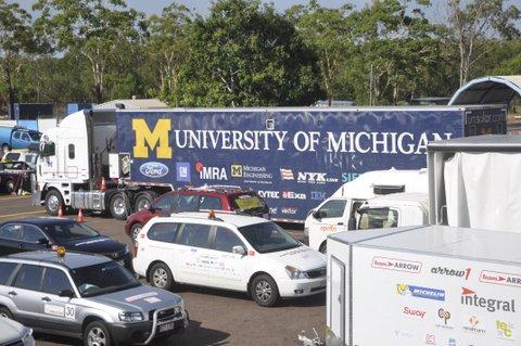 WSC Michigan truck