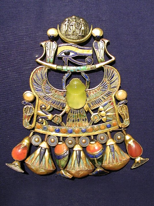 Tutankhamen necklace