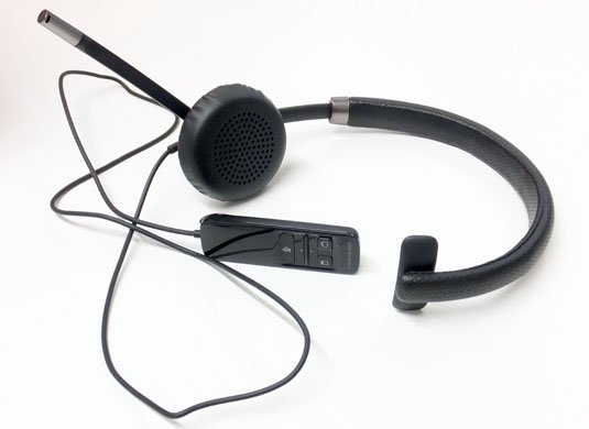 Plantronics Blackwire C710M headset