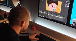 HP ZED London's Hero child stage animator from Mummu