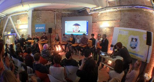 HP ZED London's Hero animators