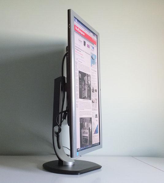 Philips 231P4QRYES ErgoSensor monitor