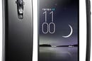 The LG G Flex curved smartphone