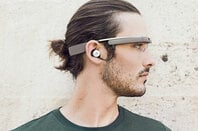Photo of Google Glass version 2