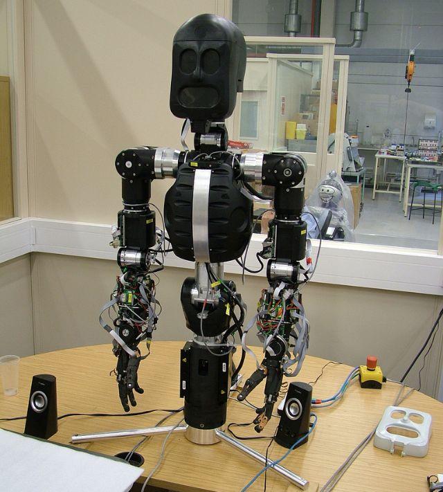 Bristol Robotics Laboratory's Bert