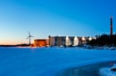 Google's data centre in Hamina, Finland