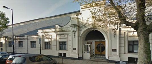BBC Maida Vale Studio