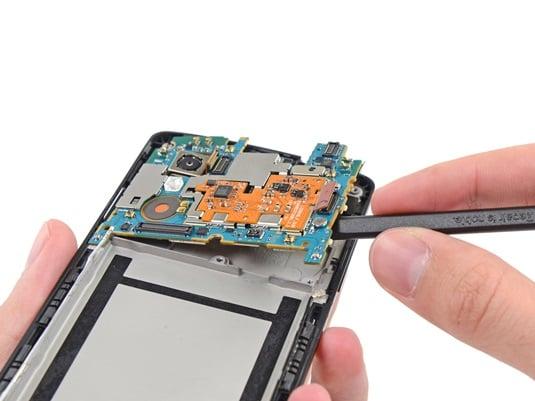 Nexus 5 motherboard