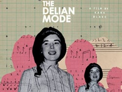 The Delian Mode DVD cover