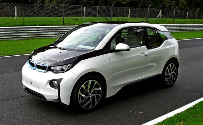 Ultimate Electric Driving Machine Yes It S The Bmw I3 E