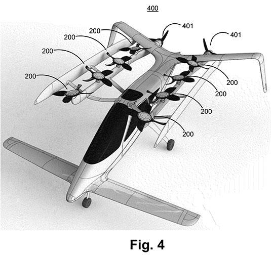 Zee.Aero's aircraft design