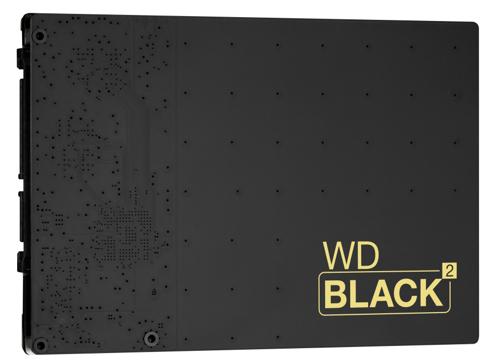 WD Caviar Black 2 dual drive.