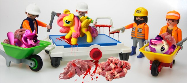 My Little Pony Fart The my little pony� abattoir: