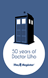 50 Years of Dr Who