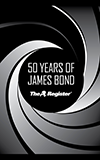50 Years of James Bond