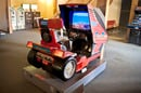 Out Run arcade game cabinet