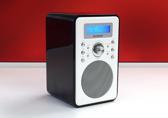 Sandstrom S7BTD12 DAB-Bluetooth radio