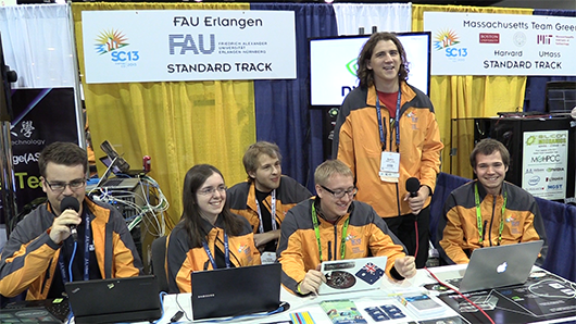 Photo of Team FAU Erlangen