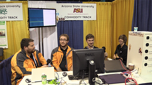 Photo of Team ASU
