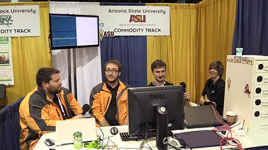 Photo of Team ASU