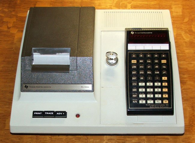 Texas Instruments TI-59