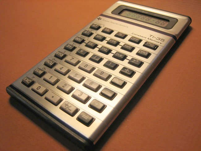 Texas Instruments TI-35