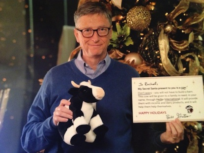 Pic of Bill Gates taken from Reddit
