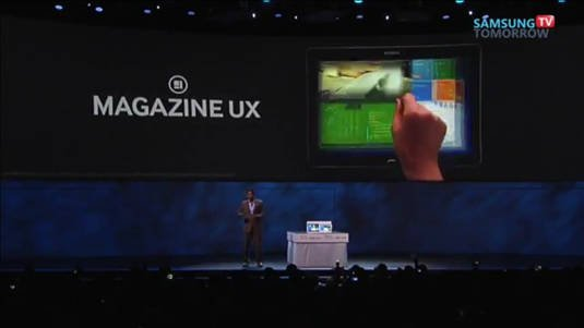 New Samsung 12.2-inch Galaxy Tab Pro and Galaxy Note Pro: 'Magazine UX'