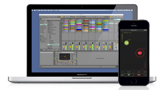 IK Mulitimedia iRing iOS motion controller
