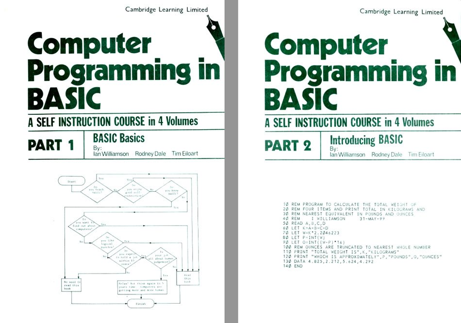 Basic Programming Course