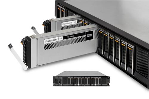 FlashSystem 840 module