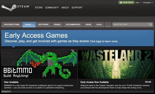Early Access on Steam has extreme price variations