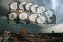 Cloud disk drives