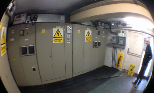 City Lifeline Switch Room