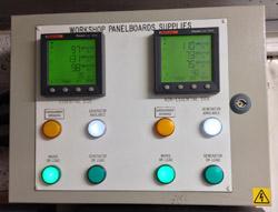City Lifeline Switch Room panel supply metering