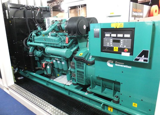 Advanced Diesel Engineering generator