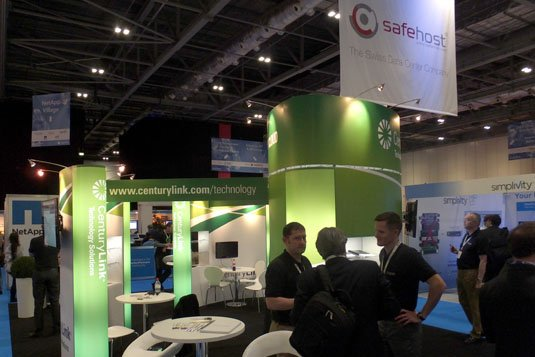 CenturyLink takes a stand at Cloud Expo Europe