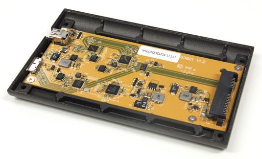 Elgato Thunderbolt Drive+ PCB